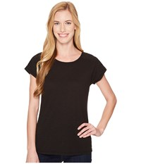 Aventura Clothing Susanna Short Sleeve Top Black
