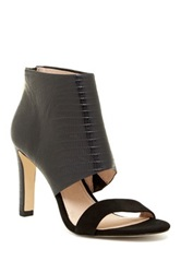 Louise Et Cie Footwear Zinna Ankle Cuff High Heel Sandal Black