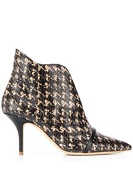 Malone Souliers Cora Ankle Boots Black