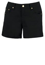 Evenandodd Denim Shorts Black