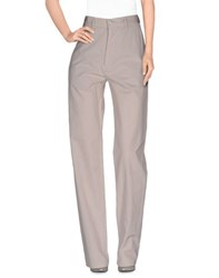 Sofie D'hoore Trousers Casual Trousers Women Grey