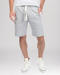 2Xist 2 X Ist Terry Shorts Light Grey Heather
