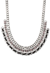 S.Oliver Necklace Metallic Silver