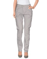 Drykorn Trousers Casual Trousers Women Light Grey