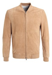 Pier One Bomber Jacket Tan