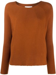 Christian Wijnants Kain Jumper Brown