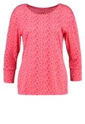 Craft Breakaway Long Sleeved Top Letter Push Pink