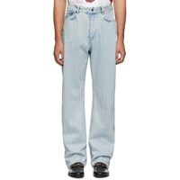 Y Project White Small Line Jeans