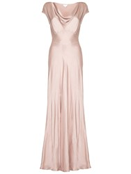 Ghost Fern Dress Boudoir Pink