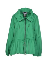 Caractere Jackets Green
