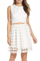 Ali And Jay Women's I Came In The Chopper Two Piece Dress