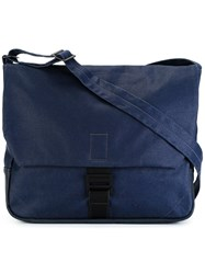 Ally Capellino Bruno Messenger Bag Blue