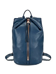Aimee Kestenberg Tamitha Leather Backpack Marine Blue