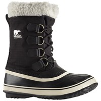 Sorel Winter Carnival Snow Boots Black White Black White