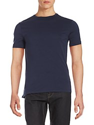 Ralph Lauren Crewneck Short Sleeve Cotton Tee Navy