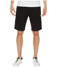 Fred Perry Tricoat Track Shorts Black