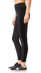 Spanx Ponte Velvet Leggings Very Black