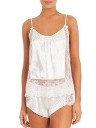 In Bloom Bonsall Bride Two Piece Cami Set Ivory