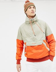 Marmot Lynx Insulated Anorak In Stone Orange