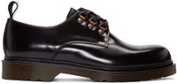 Ami Alexandre Mattiussi Black Lace Up Derbys