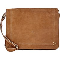 Jerome Dreyfuss Women's Albert Messenger Tan