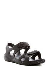 Crocs Swiftwater River Sandal Gray