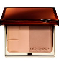 Clarins Bronzing Duo Mineral Powder Compact 01 Light