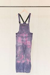 Urban Renewal Vintage Purple Pink Washed Out Overall Assorted