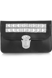 Comme Des Garcons Studded Leather Wallet