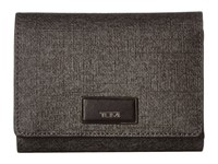 Tumi Belden Trifold Wallet Earl Grey Wallet Handbags Gray