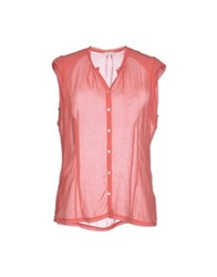 Gold Case Shirts Coral