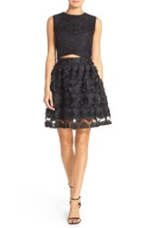 Women's Ali And Jay Lace Embroidered Two Piece Dress