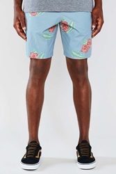 Without Walls Printed Woven Boardshort Floral Multi