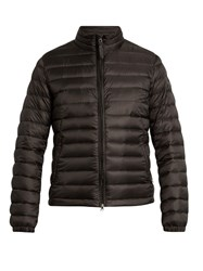 Woolrich Sundance Quilted Down Jacket Black