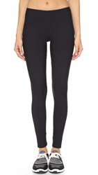 Solow Ellipse Leggings Black