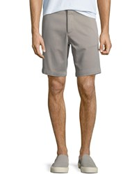 Dl Jake French Terry Shorts Light Grey Gust