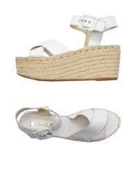 Vidorreta Sandals White