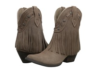 Volatile Deerwood Taupe Women's Pull On Boots