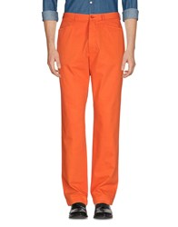 Miu Miu Casual Pants Orange