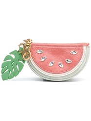 See By Chloe Watermelon Coin Purse Pink Purple