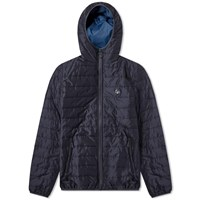 Barbour Birkhouse Quilted Jacket Blue