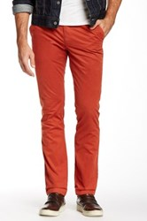 Robert Graham Trip Woven Classic Fit Pant Red