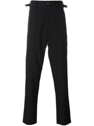 Damir Doma Tapered Trousers Black