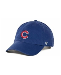 '47 Brand Chicago Cubs Clean Up Hat Royal