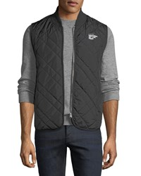 G Star Blake Uniform Of The Free Quilted Vest Black
