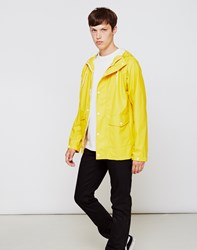 The Idle Man Rain Coat Yellow