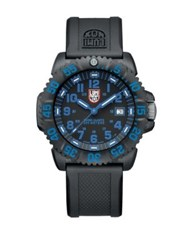 Luminox Sea Colormark Strap Watch Black