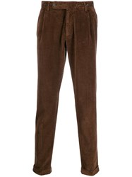 Berwich Corduroy Tapered Trousers 60