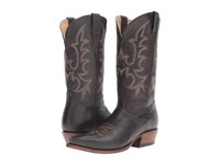 Stetson Floppy Top All Over Chocolate Goat Cowboy Boots Brown