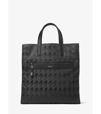Kent Reversible Startooth Nylon Tote Black